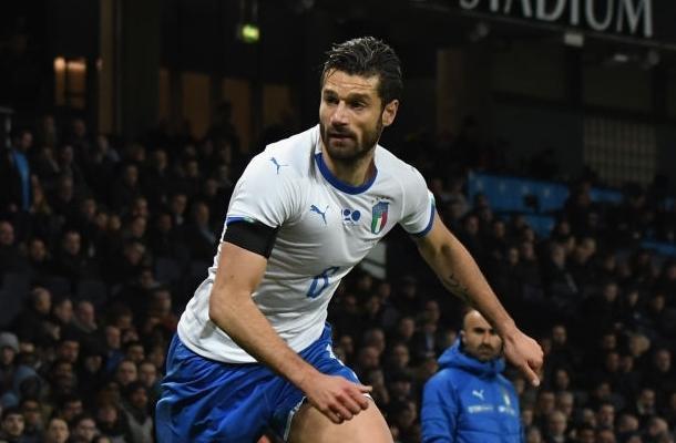 Antonio Candreva Argentina-Italia