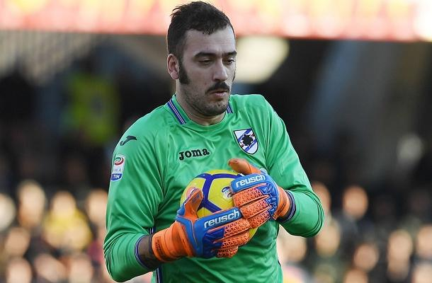 Emiliano Viviano Sampdoria
