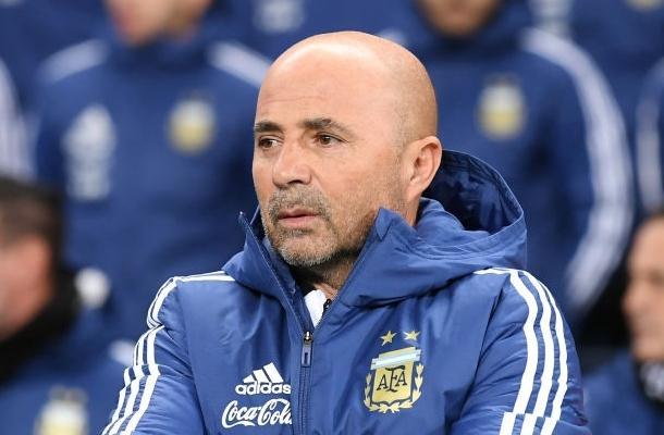 Jorge Sampaoli Argentina-Italia