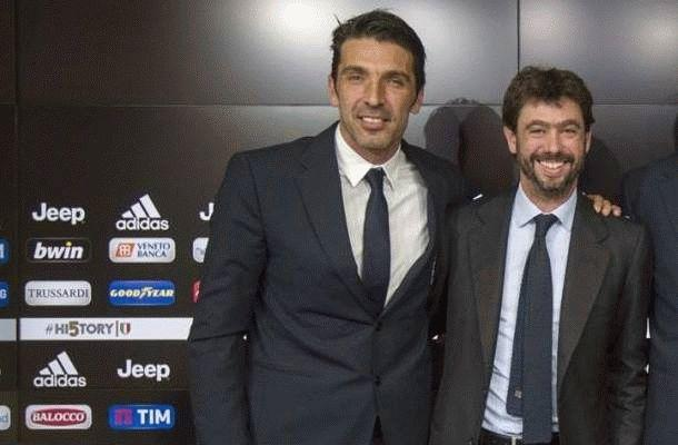 Buffon Agnelli