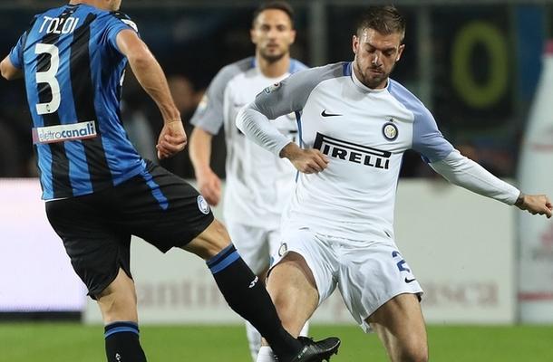 Davide Santon Atalanta-Inter