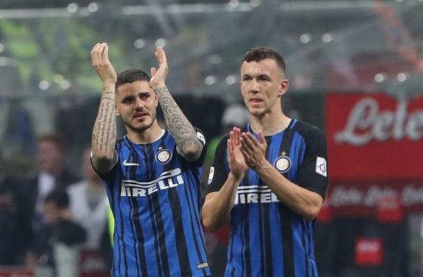 Icardi Perišić Inter-Juventus