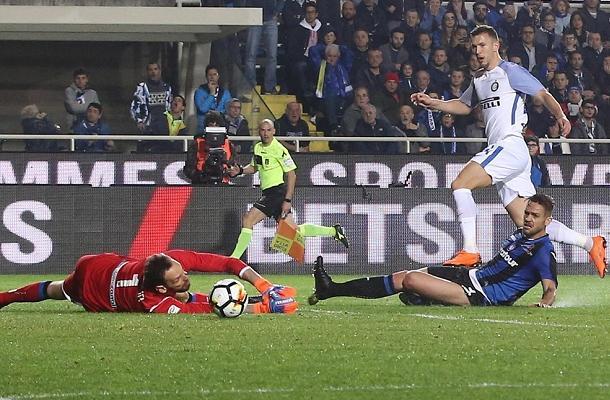 Ivan Perišić Atalanta-Inter