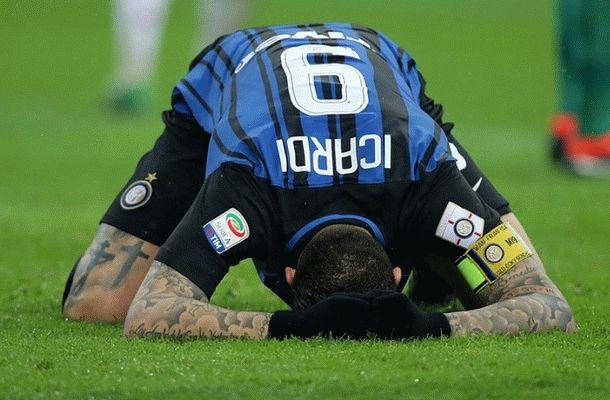 Mauro Icardi Milan-Inter