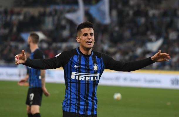João Cancelo Lazio-Inter