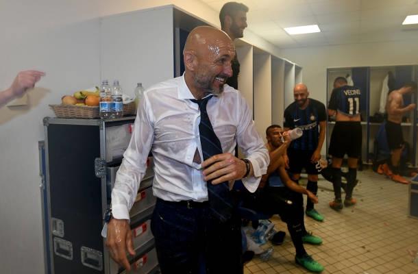 Luciano Spalletti Lazio-Inter