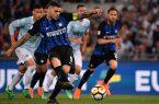 Mauro Icardi Lazio-Inter