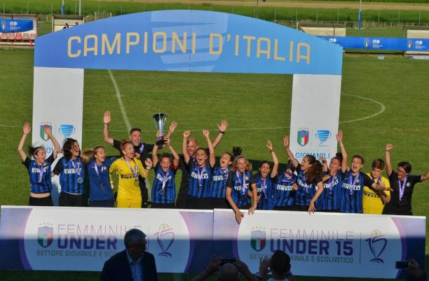 Inter Under 15 Femminile