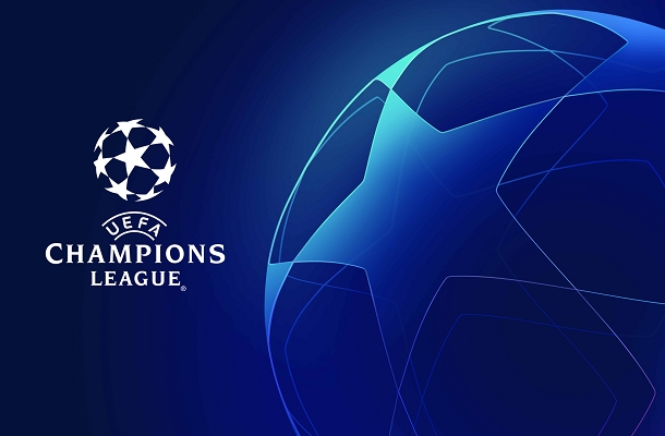 Champions League logo 2018-2021