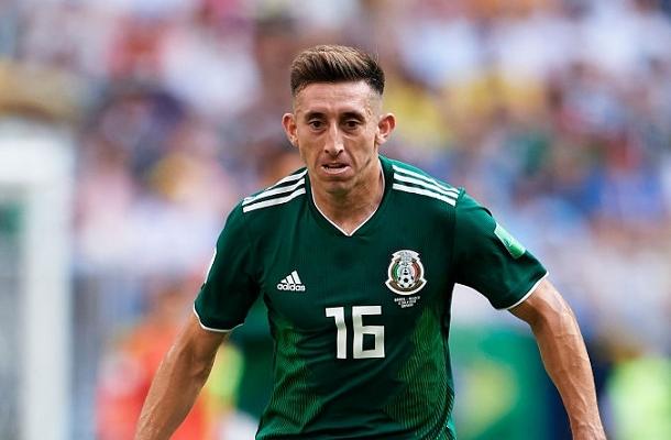 Héctor Herrera Messico