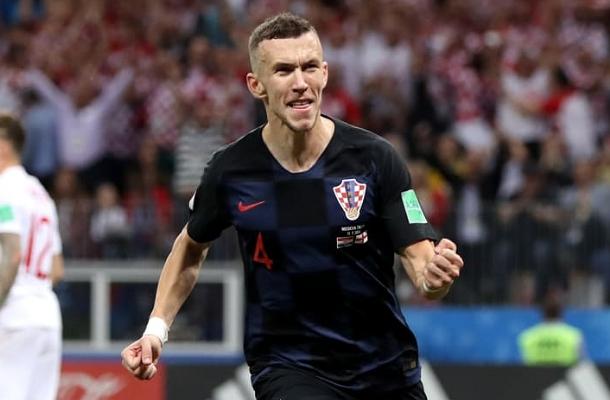 Ivan Perišić Croazia-InghilterraIvan Perišić Croazia-Inghilterra
