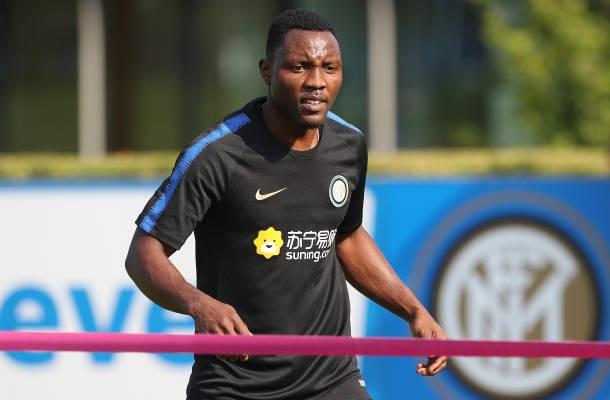 Kwadwo Asamoah Inter