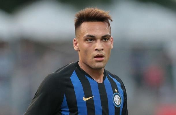 Lautaro Martínez Lugano-Inter