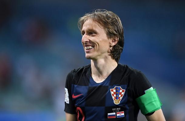 Luka Modrić Croazia