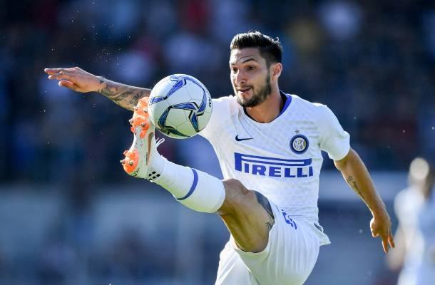 Matteo Politano Sion-Inter
