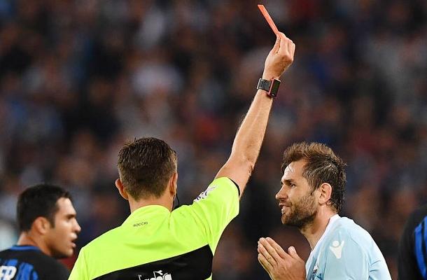 Senad Lulić Lazio-Inter