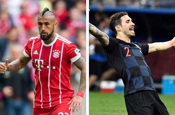 Calciomercato Inter, Vrsaljko e Vidal nelle notizie dell'ultim'ora sulle trattative