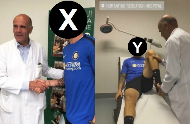 Visite mediche Mister X