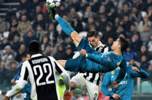 Perin accoglie Ronaldo: