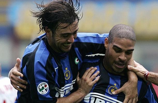 Adriano Recoba Inter-Treviso