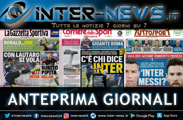 Anteprima Giornali