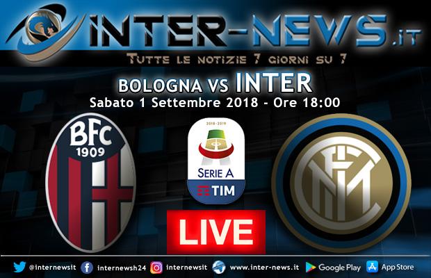 Bologna-Inter-Live