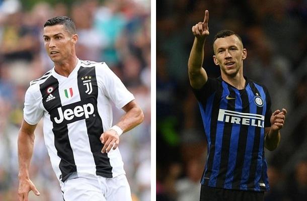 Cristiano Ronaldo Perisic