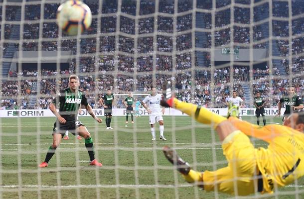 Domenico Berardi Sassuolo-Inter