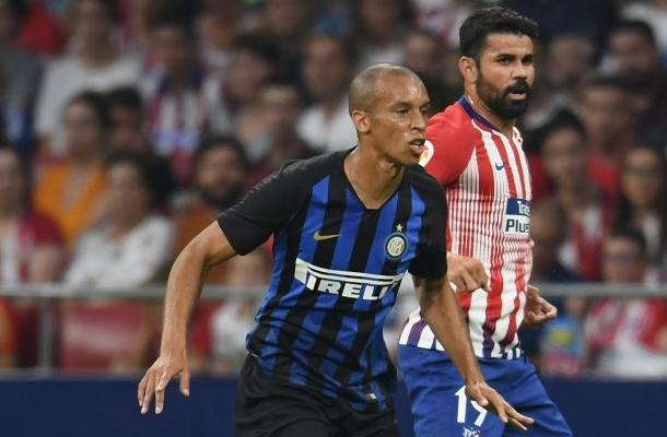 Miranda Diego Costa Atlético Madrid-Inter