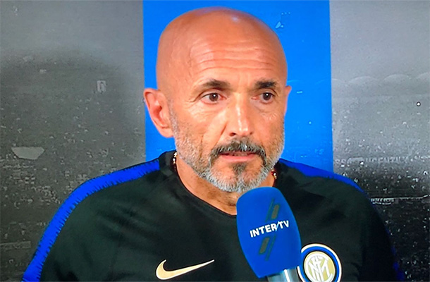 Spalletti-Inter TV