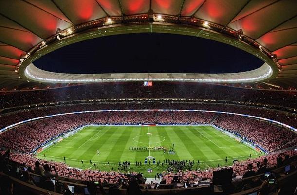 Wanda Metropolitano Atletico Madrid