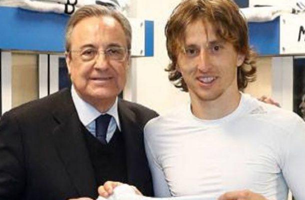 Perez Modric