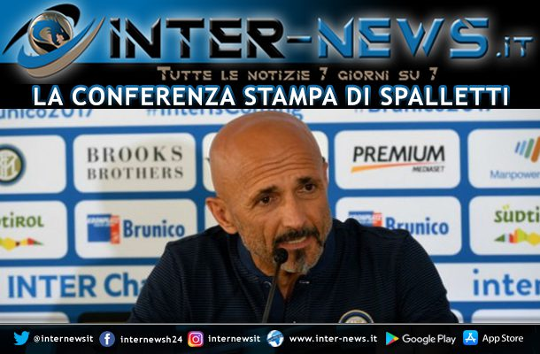 Spalletti Conferenza Stampa