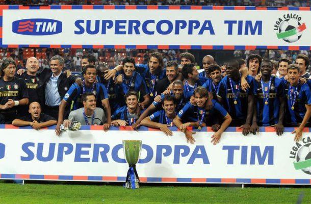 Supercoppa Inter-Roma 2008