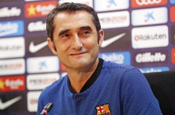 Valverde Barcellona