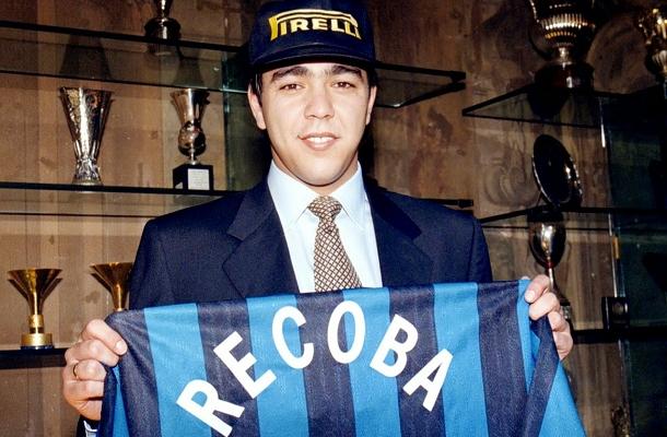 Alvaro Recoba Inter 1997