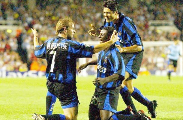 Cruz Martins van der Meyde Arsenal-Inter