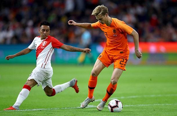 Frenkie de Jong Olanda