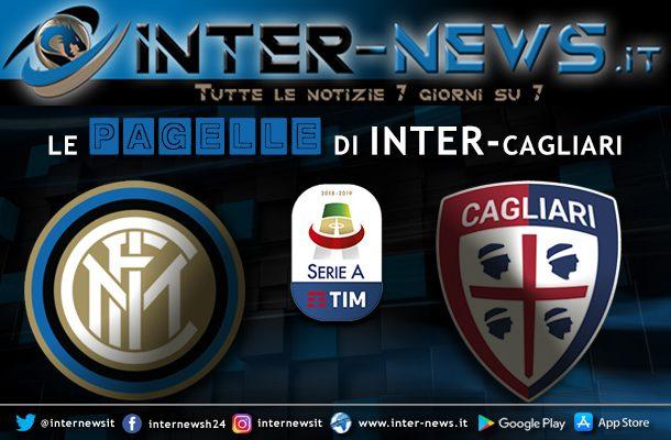 Pagelle Inter-Cagliari