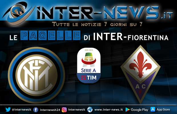 Pagelle Inter-Fiorentina
