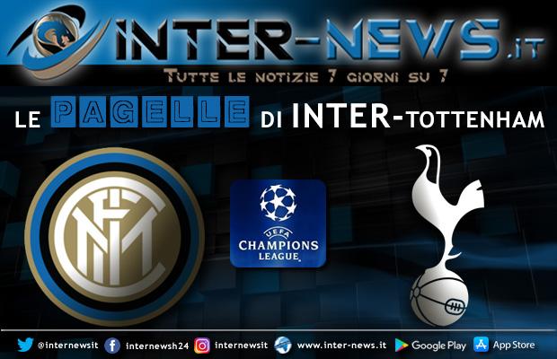 Pagelle Inter-Tottenham