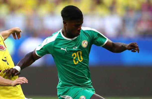 Keita Baldé Diao Senegal-Colombia