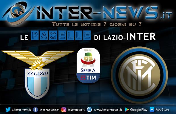 Pagelle Lazio-Inter