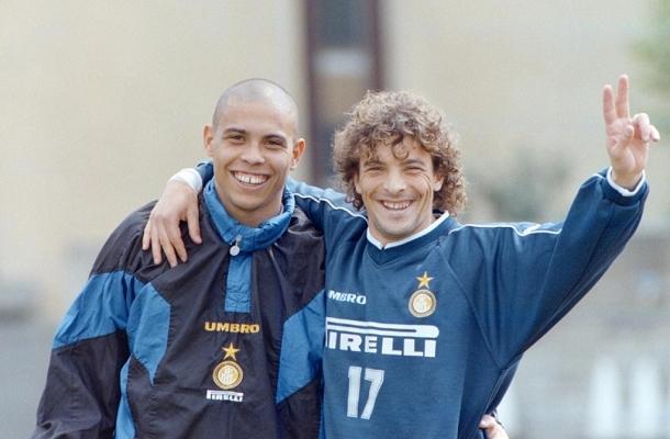 Moriero Ronaldo Inter