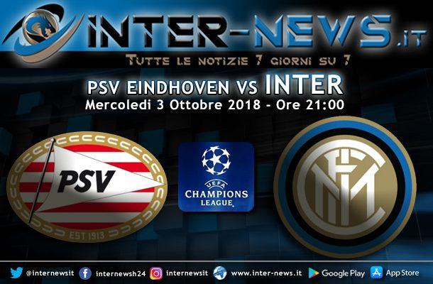 PSV-Eindhoven-Inter