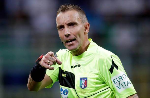 Paolo Silvio Mazzoleni Inter-Torino