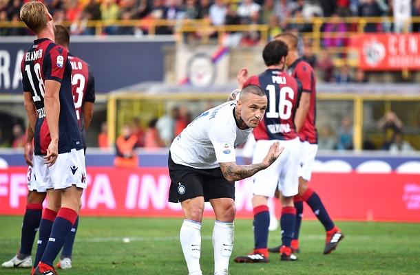 Radja Nainggolan Bologna-Inter