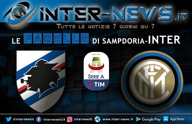 Pagelle Sampdoria-Inter