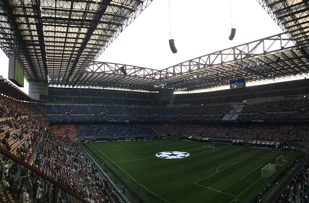 San Siro Champions League