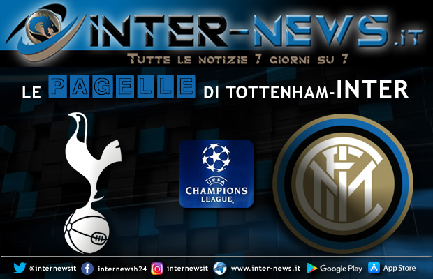 Pagelle Tottenham-Inter